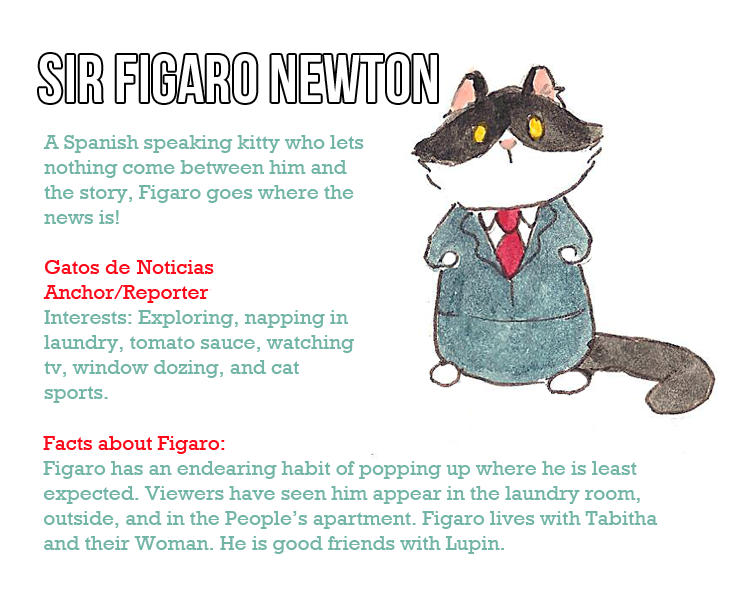 Character profile New Figaro