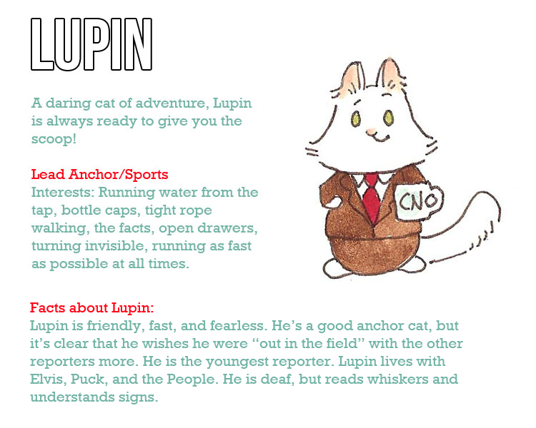 Character profile New Lupin