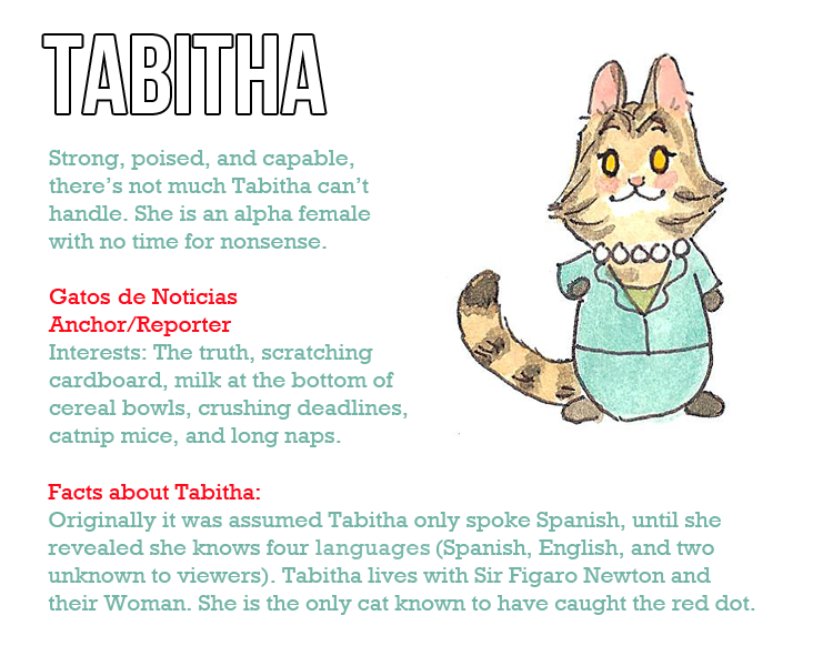 Character profile New Tabitha