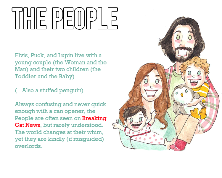 Character profile New The People